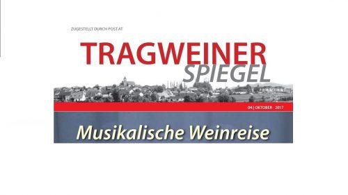 Startseite webseite der sp tragwein sp tragwein for Spiegel titelblatt