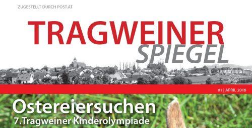 Startseite webseite der sp tragwein sp tragwein for Spiegel 01 2018